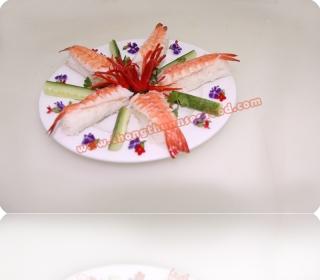 Sushi-Ebi Vannamei Shrimp