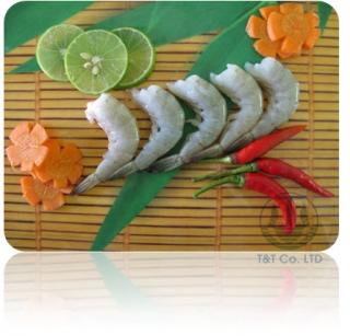 Raw HLSO Vannamei Shrimp