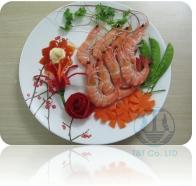 Cooked HOSO Vannamei Shrimp